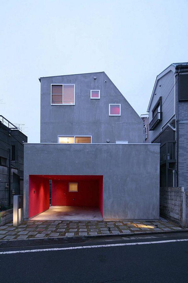 Beautiful contemporary residence located in Setagaya,Tokyo