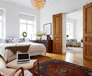 Bright and spacious apartment in Stockholm for sale