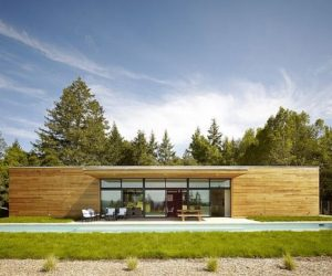 The Westside Road Private Residence from Healdsburg,California