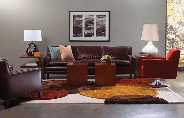 The Elegant Whitman Leather Collection