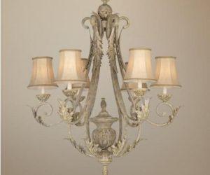 Radiant galaxy chandelier the elegant kathy ireland giverny chandelier aloadofball Choice Image