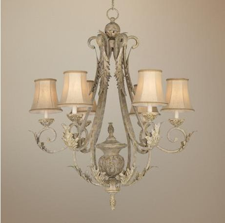 The Elegant Kathy Ireland Giverny Chandelier