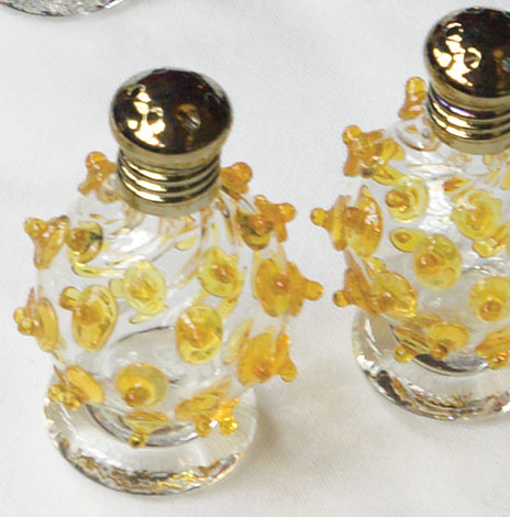 Snowball Glass Shakers