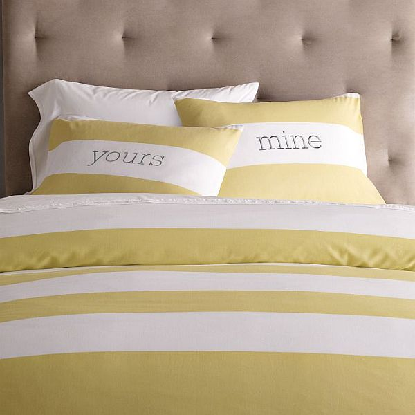 Wayfair carries striped duvet cover sets created to complement a host of popular decorative themes. Upgrade the master suite or guest room with one of Wayfair's attractive striped duvet cover sets. These transformative sets are available in a wide assortment of colors and embroidered patterns.