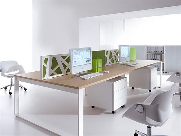 modern office workstations. View In Gallery Modern Office Workstations I