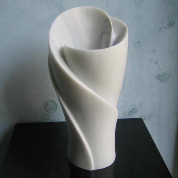 Bauhinja Marble Vase