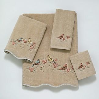 Avanti Platinum Countryside Towels