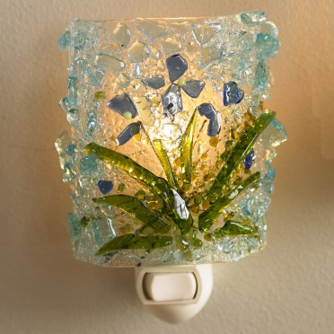 Attractive Iris Night Light Great Pictures