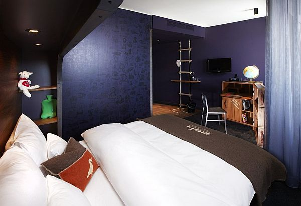 The 25hours Hotel Hafencity In Hamburg Germany