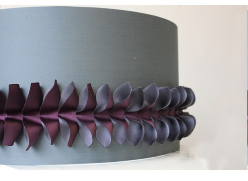 Leaf Lampshade By Lorna Syson Photo Gallery