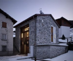 Amazing Reconstruction of a House in Italy