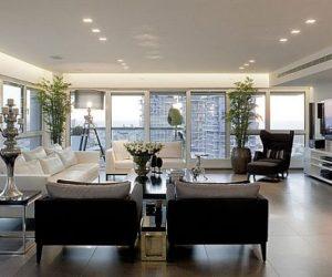 Luxurious Tel-Aviv apartment designed by Lanciano Design