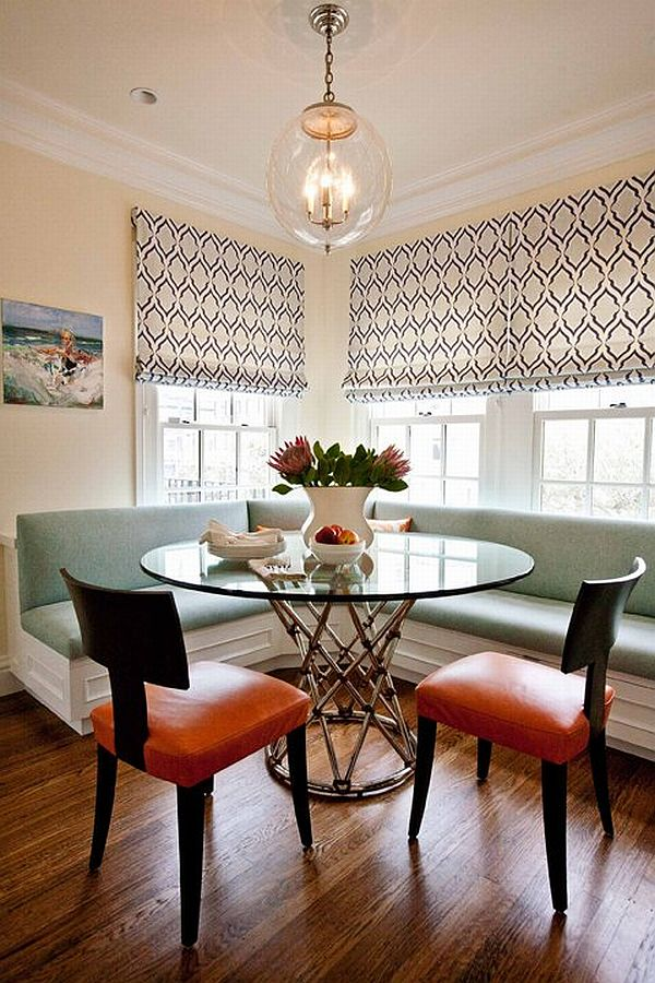 Reasons For Choosing Banquette Instead Of Chairs For