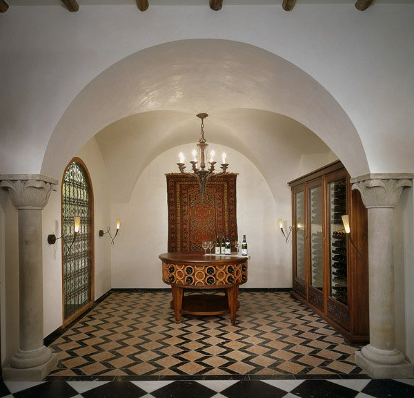 The Beauty Of Checkered Floors