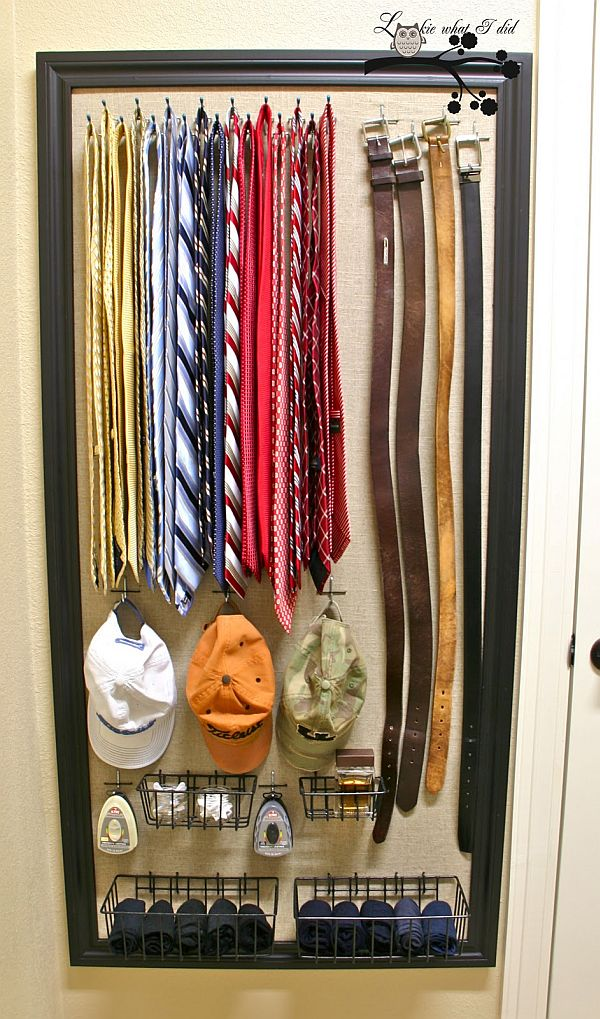 Design Tips For An Organized Closet Space
