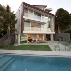 Eco Friendly House In Australia By POPOVbass Architects