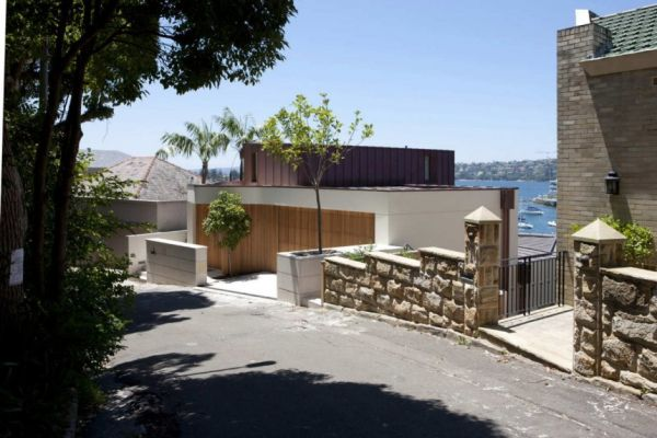 Street Level Entry Point Piper House