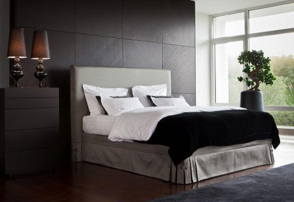 Elegant Bed by Schramm