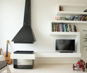 Diverse TV Stand Designs for Unique Living Rooms