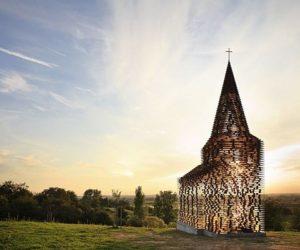 See-through Church in Limburg