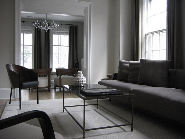 Grey Black White Living Room Inspiration 21 Gray Living Room Design Ideas Design Inspiration