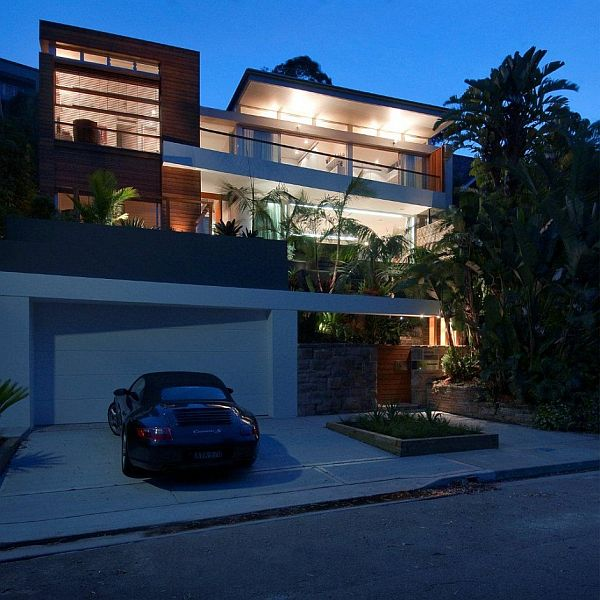 Captivating Relaxing And Modern K3 Residence By Bruce Stafford Architects Design Ideas