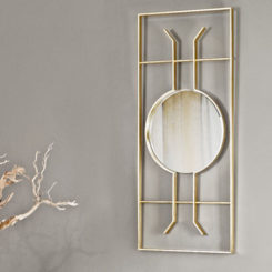 Keyhole Mirror From Lawson Fenning