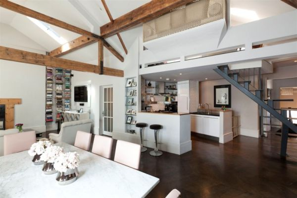 Loft Style Apartment For Sale In London