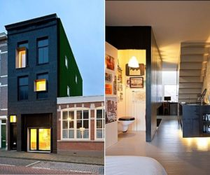 Charming house in Rotterdam brought back to life