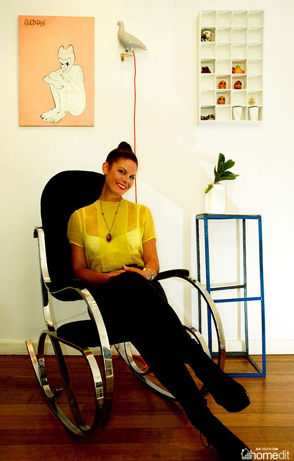 Interview with Cassie Potts an interior design artist from Melbourne
