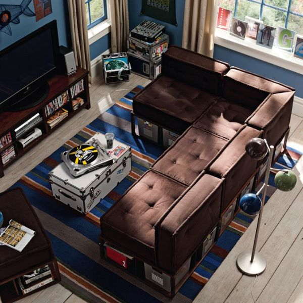 lounge furniture for teens.  teens home decorating trends u2013 homedit throughout lounge furniture for teens s