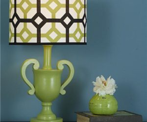 Mod Urn Table Lamp