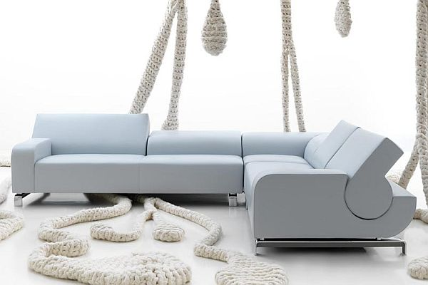 The Modern B Flat Sofa By Andreas Berlin Nice Ideas