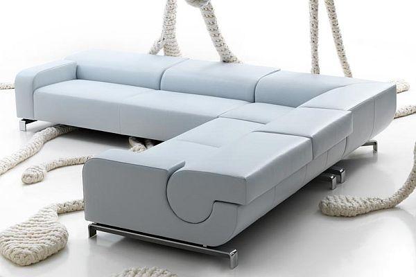The modern b flat sofa by andreas berlin - Como hacer un sofa paso a paso ...