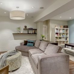 Inspiring Design Ideas For Basements