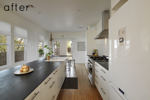 Stylish Before Amp After Bungalow Renovation