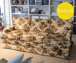 How To Revive An Old Sofa: Inspiring Makeovers