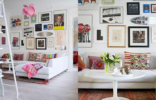 Bella Goldman\'s Artistic Apartment
