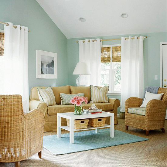 15 Red Living Room Design Ideas. Pastel ...