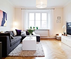 Cozy and bright apartment in Sturegatan, Stockholm