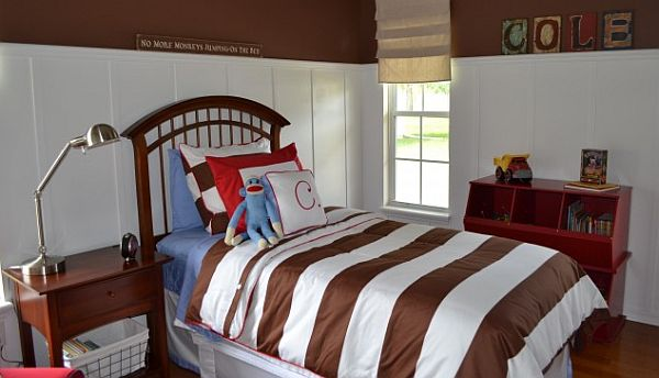 Bedroom Designs With Brown Furniture what colors work well with brown in the bedroom