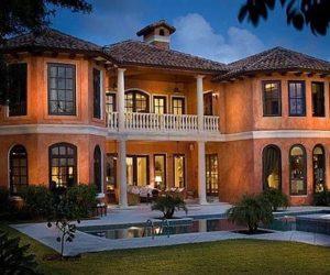 The exclusive Casa Coppola in Manalapan, Florida