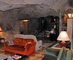The 1,5 milion dollars cave house