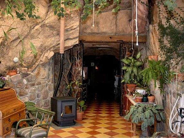 The 1 5 Milion Dollars Cave House