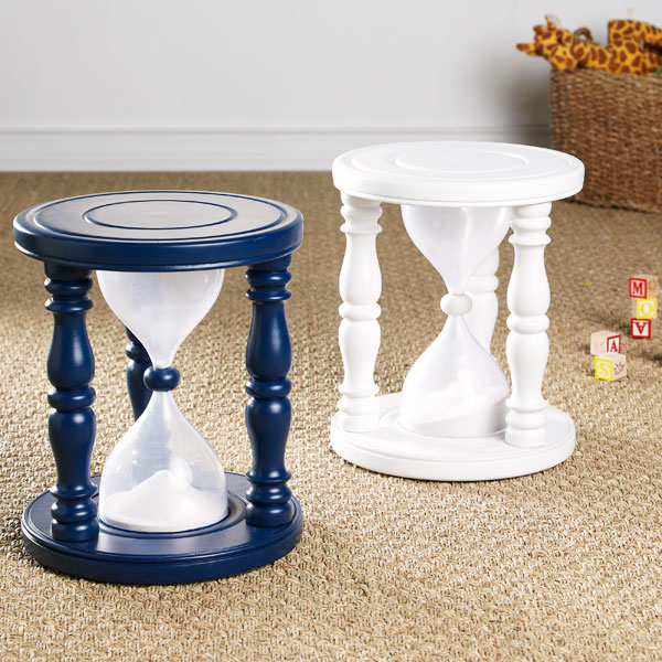 Lovely Time Out Timer Stool For Kids