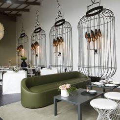 The Home Delicate Restaurant Interior Design By Logica:architettura