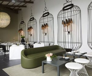 The Home Delicate Restaurant Interior Design by Logica:architettura