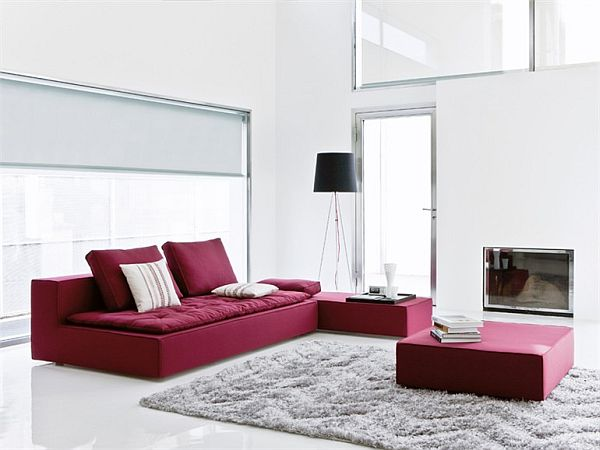 Superb The Domino Sectional Sofa By Emaf Progetti Pictures