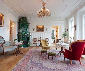 Elegant apartment in Östermalm for sale