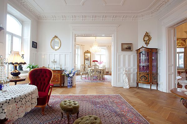 Elegant Apartment elegant apartment in Östermalm for sale